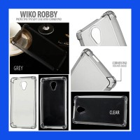 Wiko Robby Protective TPU Soft Case with Corner Pad Casing Cover