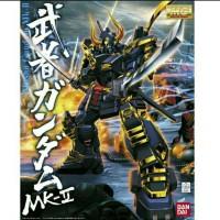 Bandai Gundam Musha Gundam Mk-2