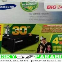 RECEIVER BIG TV SAMSUNG HD Bonus 4bulan