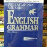 english grammar understanding/ betty azhar.