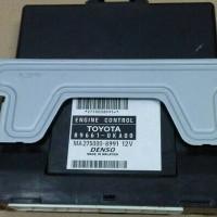 89661-0KA00 ECU toyota fortuner bensin matic th 2005 - 2011 (NEGO)