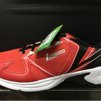 Sepatu running jogging legas league original Lazer LA M red murah