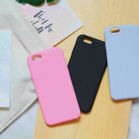 Macaroon Case (jual casing iphone 5,5s/6,6s,6+/7,7s,7+)