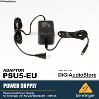 Behringer PSU5-EU - Adaptor Power Supply Mixer Xenyx Q1202USB 1202 502