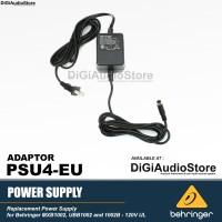 Behringer PSU4-EU - Adaptor Replacement Power Supply Mixer Xenyx 1002B