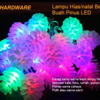 harga Lampu Natal Led Pinus ,dekorasi,warna-warni, Lampu Hias Tokopedia.com
