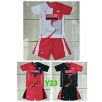 Baju Setelan Badminton / Bulutangkis Yonex Djarum (New 2017)