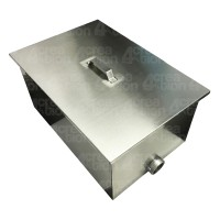Grease Trap 304 Murah lokal Greasetrap Stainless Steel Murah Nego!!
