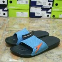 sandal speedo blue 100% original