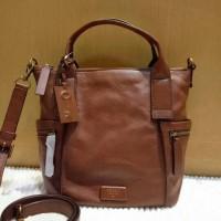 tas selempang hand bag fossil emerson authentic 100% original
