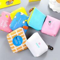 Dompet Koin Carrot, Little Cat, See You Soon, SKy