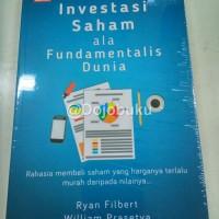 Investasi Saham ala Fundamentalis Dunia oleh Ryan Filbert Wijaya
