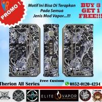 [Promo] Garskin Mod Vapor Therion -Free Custom- Batik Jogja