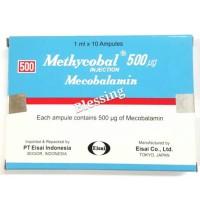 Methycobal 500mg Injection