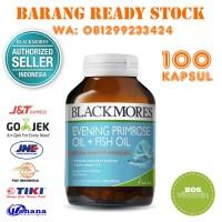 Jual Blackmores Evening Primrose Oil + Fish Oil BPOM Kalbe - 100 Kapsul Murah