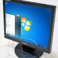 LCD monitor Samsung 510n