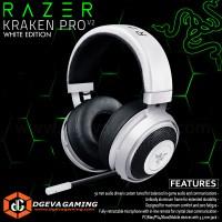 Razer Kraken Pro V2 White - Gaming Headset