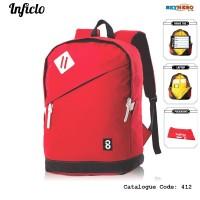 Jual Tas Pria Ransel Laptop Inficlo | Competitor of Bodypack Eiger Palazzo Murah