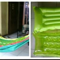 matras angin / tiup sleeping pad intex not klymit static naturehike
