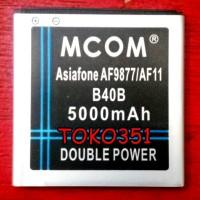 Batre Baterai Asiafone Asia fone Asiaphone AF11 AF9877 AF 11 B40B