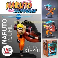 Uzumaki Naruto TSUME XTRA Action Figure INDOACTIONFIGURE