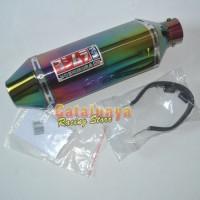 harga Knalpot Racing Vixion/ New Vixion Yoshimura Trc Usa Rainbow Tokopedia.com