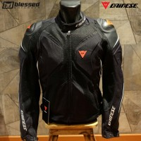 Dainese Super Rider D-Dry Jacket (Black/White)