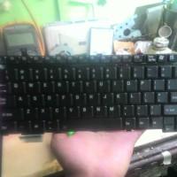 Keyboard Toshiba satellite U205 NSK-T6201