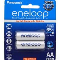 Rechargeable Batteries - panasonic Eneloop - Eneloop AA (2 Pieces)