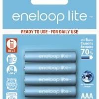Rechargeable Batteries - Panasonic Eneloop - Eneloop Lite AAA (4Pieces