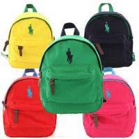 Tas Anak - Toddler Polo Canvas Bag Pack