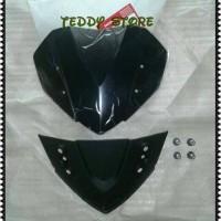 Jual Windshield Visor Resmi+ Cover Speedo Honda New CB150R CB 150R Facelift Murah