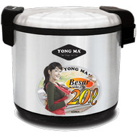 Yong Ma YMJ 501 Magic Jar 20liter PENGHANGAT (Khusus Go Send)