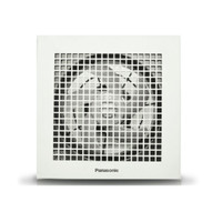 harga Panasonic FV-25TGU Exhaust Fan Ceiling Plafon 10 Inch - Putih Tokopedia.com