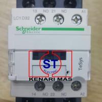 Schneider Electric / Telemecanique Kontaktor Contaktor LC1D32**