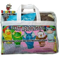 Mainan Edukasi Anak Paket Mendongeng