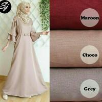 Anjali Maxy / Dress muslimah murah / baju kondangan / Grosir pakaian