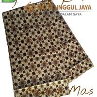 Harga kain batik pekalongan primisima halus gading mas 150 unggul | Hargalu.com