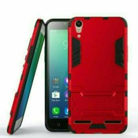 Case Lenovo A6000 / A6000 Plus Transformer Hybrid With Kick Stand