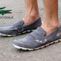 harga Sepatu Casual Pria / Crocodile Slip On Slop Eldorado / Sepatu Pria Tokopedia.com