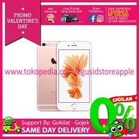 [Free Tempered Glass]IPhone 6s Plus 64Gb Rosegold Garansi Resmi Apple