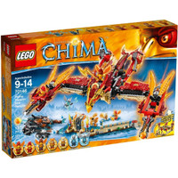 Lego 70146 Legends Of Chima: Flying Phoenix Fire Temple