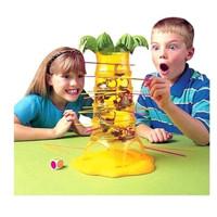 Falling Tumbling Monkeys Board Game kids toys family game