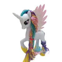My Little Pony Princess Twilight Sparkle Luna Moon Kid Toy Gift Transp