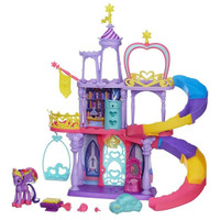 My Little Pony Friendship Is Magic Rainbow Kingdom Playset - A8213(Mul