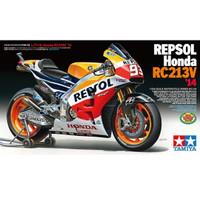 Tamiya - Motorbike Model kits - Repsol Honda RC213V '14