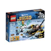 Lego 76000 Super Heroes: Arctic Batman vs Mr Freeze: Aquaman on Ice