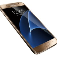 Samsung Galaxy S7 Flat - 32GB (Gold)