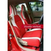 sarung jok mobil sigra/sienta/calya/mobilio bahan oscar