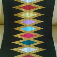 kain tenun rangrang asli lombok